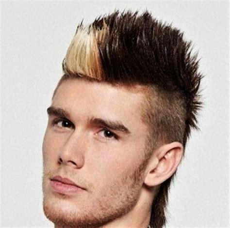 mohawk hairstyles for guys 40 upscale mohawk hairstyles for mens craze