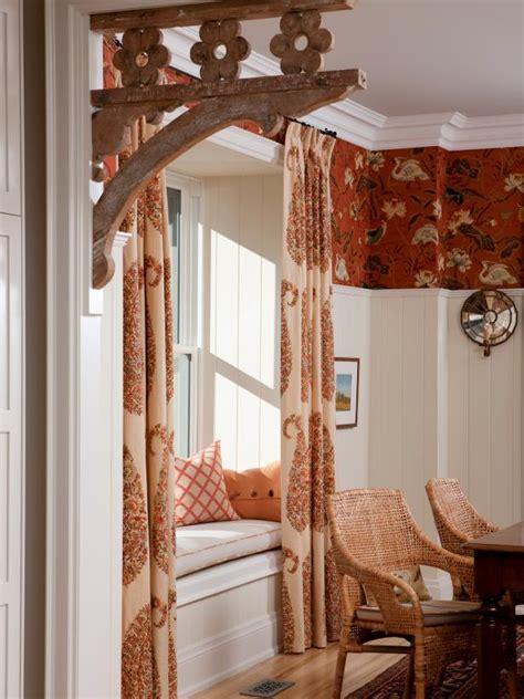 Dining Room Patio Curtains Photo Page Hgtv