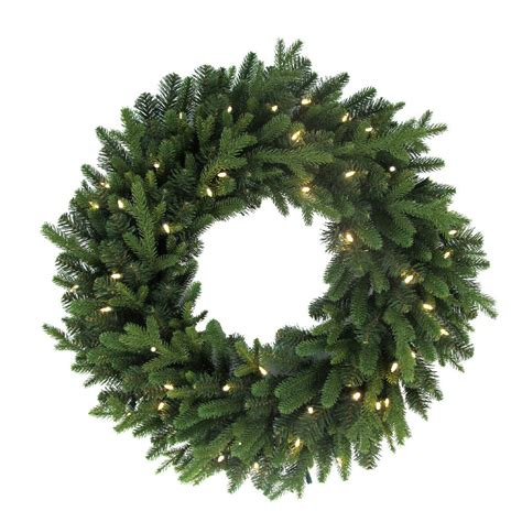 battery led wreath lights christmas wreaths christmas wreaths garland the home
