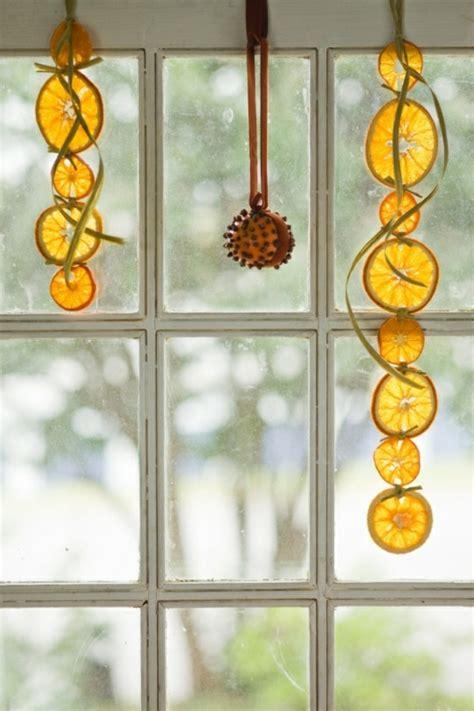 Esszimmer Len Selbst Gemacht by Weihnachtsschmuck Basteln Kreative Bastelideen Mit Orangen