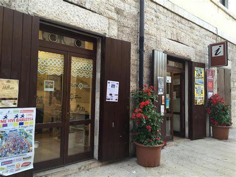 ufficio informazioni turistiche a barletta il turismo 232 senza frontiere barletta news24city