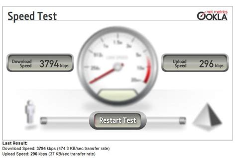 mclink speed test fabrizio tommasi name