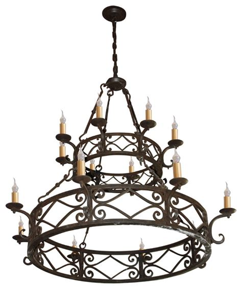 mediterranean chandelier made iron chandelier designs mediterranean