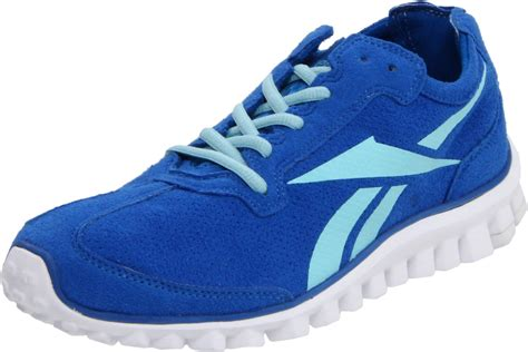 reebok womens running shoes reebok reebok womens realflex run running shoe in blue