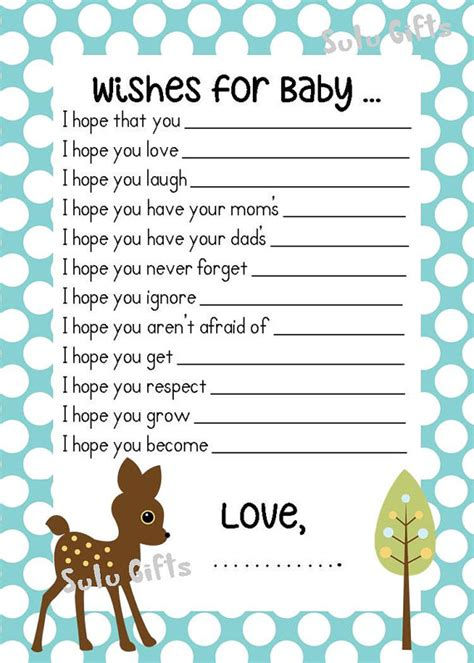 Baby Boy Baby Shower Card Messages by Sale Baby Boy Baby Shower Wishes For Baby Advice Cards