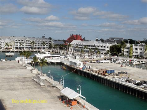 pier b key west key west cruise port