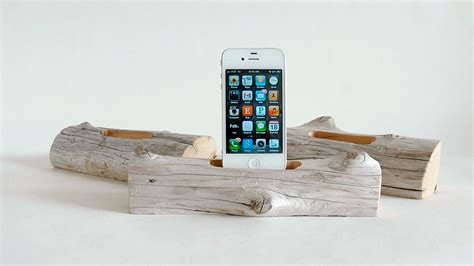 phone charging stations driftwood cell phone charging station imboldn