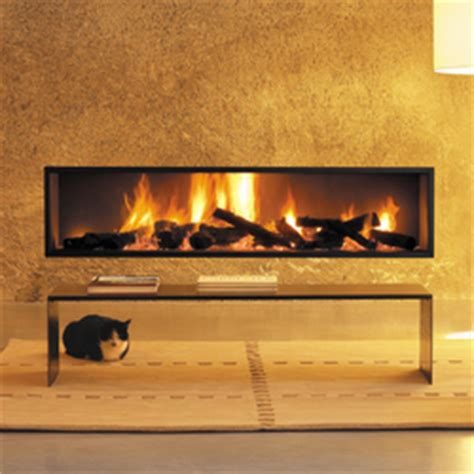High End Fireplaces by High End Gas Fireplaces Open Fireplaces On Architonic