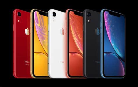 apple  annonce liphone xr caracteristiques prix