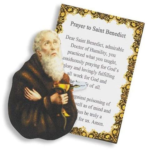 christian sts for card 1000 ideas about st benedict prayer on saints