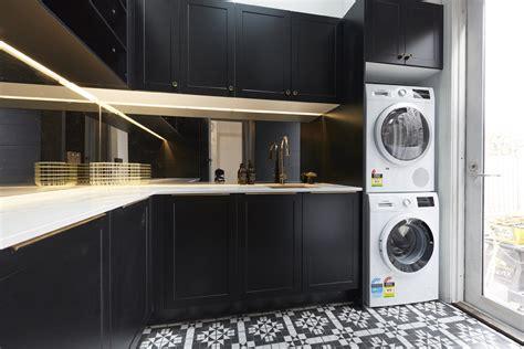 laundry design the block freedom kitchens laundry build sarah jason the