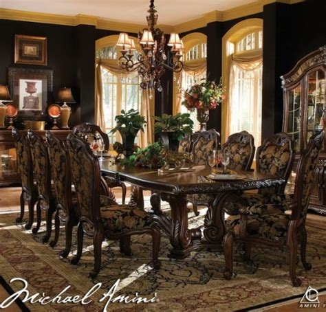 aico dining room sets classic dining room designs from aico furniture interior