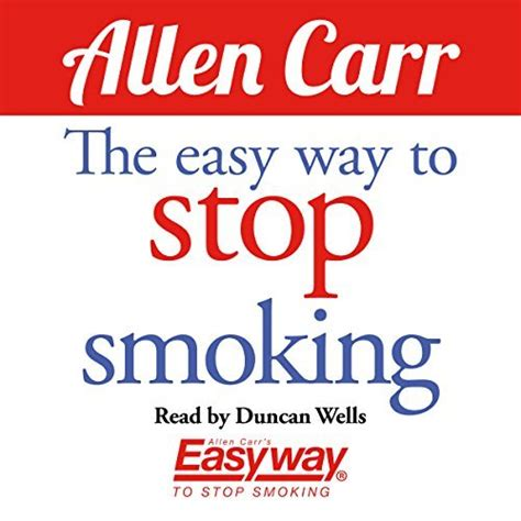 the illustrated easy way to stop allen carr s easyway books the easy way to stop audiobook allen carr