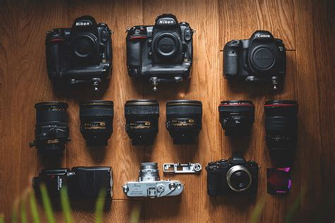 the most popular wedding photography gear as well as the best for wedding photography as