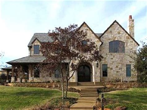 stone homes plans texas hill country limestone house home exteriors
