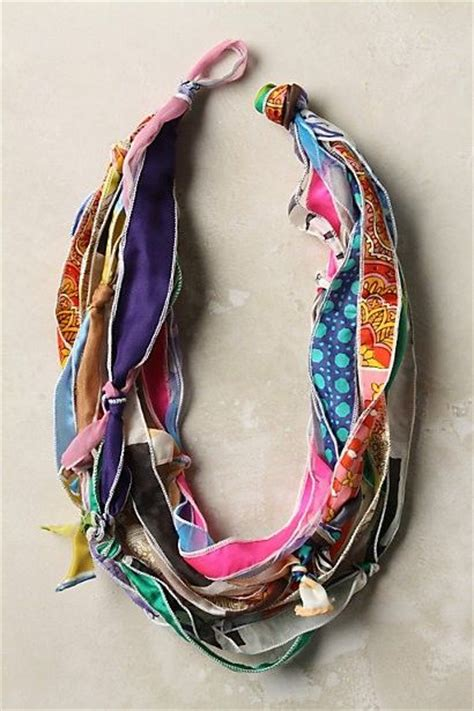how to make jewelry scarves a sentimental quilter fabric scraps