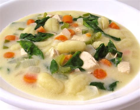 Gnocchi Soup Olive Garden Recipe by Olive Garden Chicken Gnocchi Soup Made With Weight