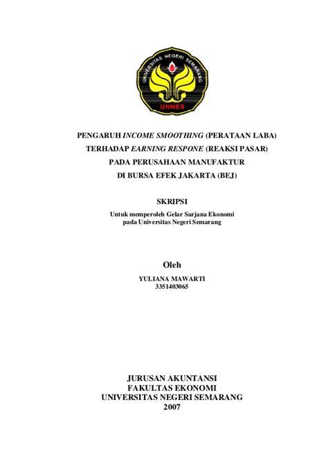 skripsi jurusan akuntansi related image with 100 contoh judul skripsi jurusan