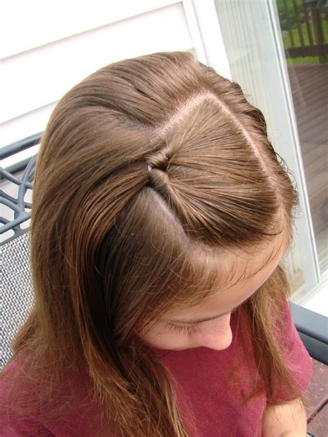 simple easy to make hair styles best 25 easy toddler hairstyles ideas on pinterest kid