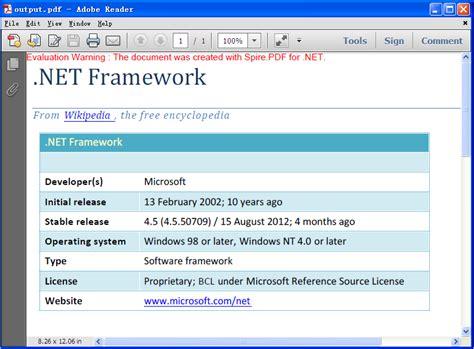 converter html to pdf conversion