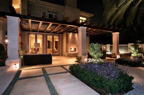 Patio Sting Designs by Landscape Design Construction