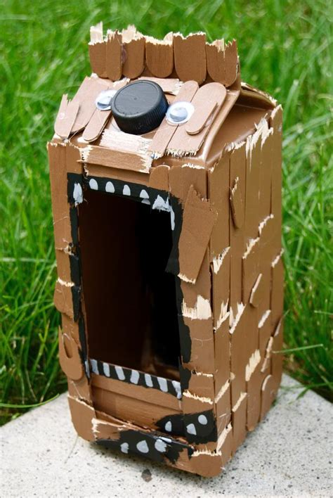 Cool Bird House Plans 15 awesome diy star wars crafts the craftiest couple