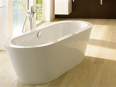 dänisches bette vasca da bagno centro stanza ovale bettestarlet oval
