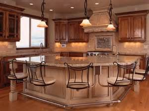 kitchen islands and bars kitchen island designs with seating photos
