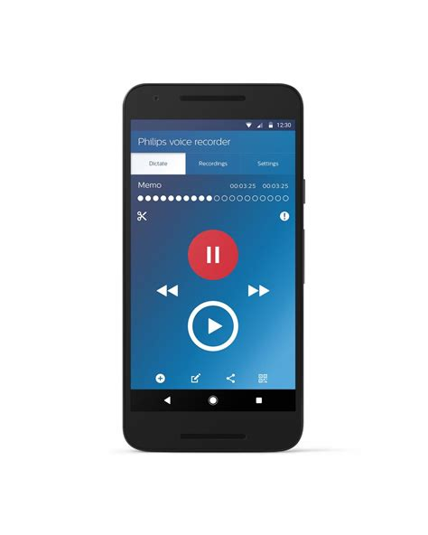 voice app for android speech processing solutions launches of a new version of the philips voice recorder app for