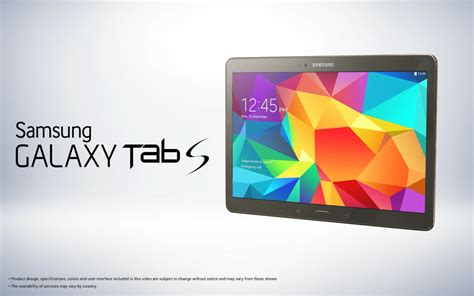 samsung 105 tablet galaxy tab s new samsung galaxy tab s 10 5 images show how thin the