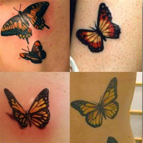 yellow butterfly tattoo 25 best ideas about yellow butterfly on