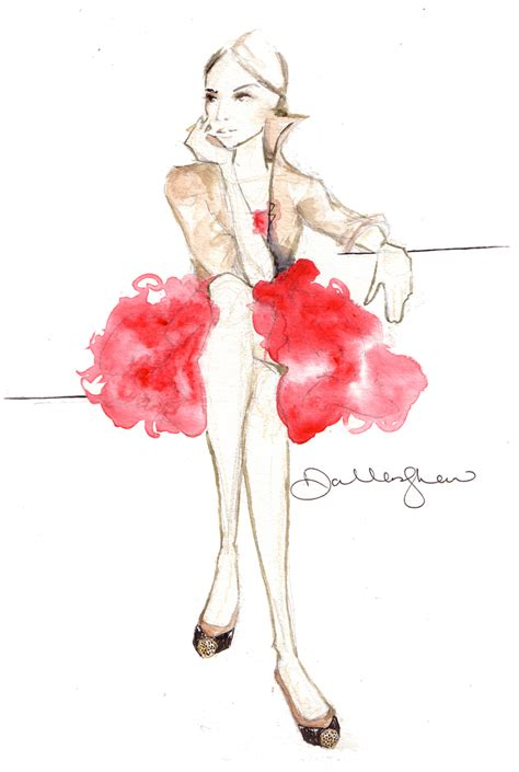 fashion illustration fashion illustration fashion in motion