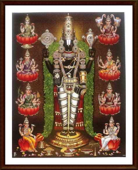 lord venkateswara photo frames with lights and music lord perumal with ashtalakshmi frame photos frames