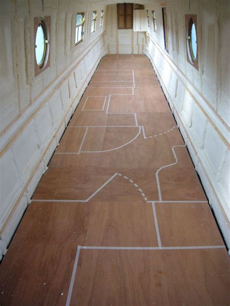 narrow boat flooring 34 best images about tiny house alternative on pinterest