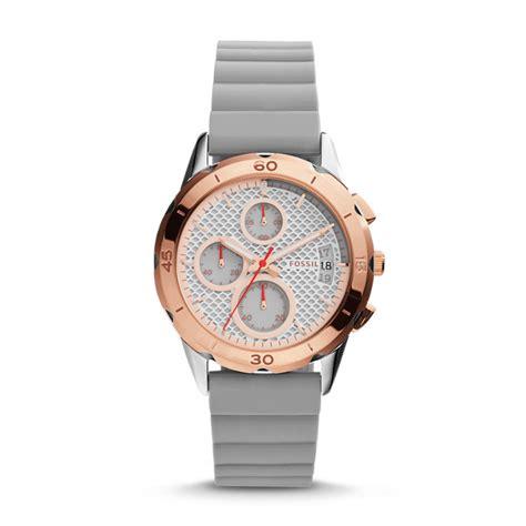 Best Buy Jam Tangan Wanita Guess 2 Time Kulit promo jam tangan original fossil es4042 pursuit
