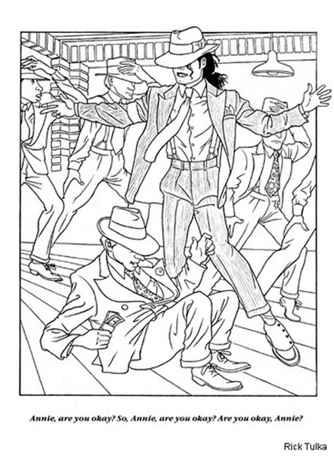 Micheal Free Colouring Pages Michael Coloring Pages