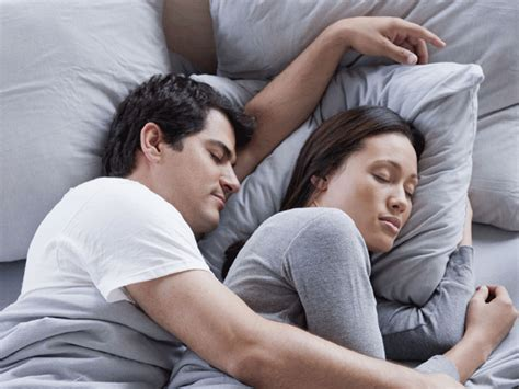 Best For Couples 9 Sleeping And What They Say About Your