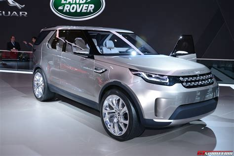 new land rover discovery new york 2014 land rover discovery concept gtspirit