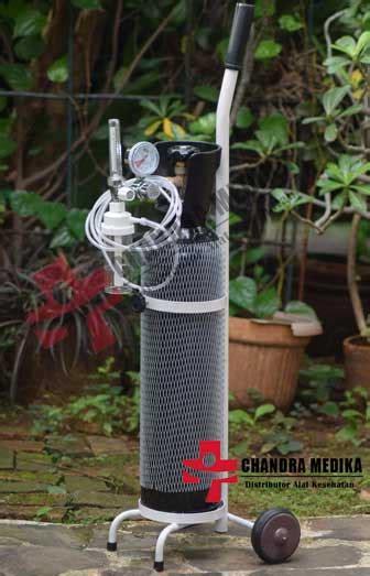 Tabung Oksigen Lengkap tabung oksigen paket lengkap 1 m3 siap pakai harga murah