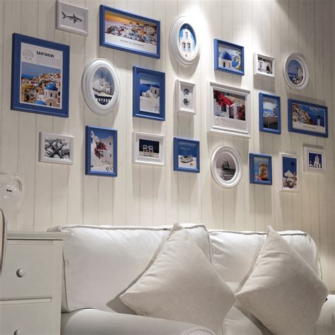 wall collage set 21piece set wall collage photo frames set white wooden