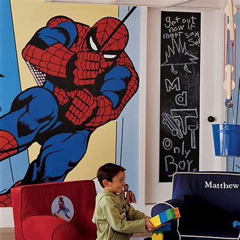 spiderman wallpaper for bedroom 20 kids bedroom ideas with spiderman themed house design and decor