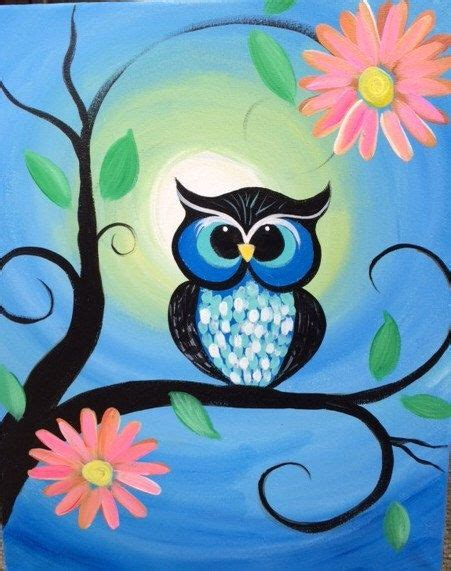 whimsical acrylic painting ideas 25 best ideas about whimsical owl on owl