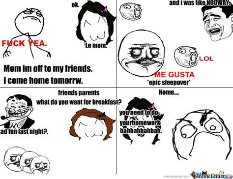 Sleepover Meme - epic sleepover by deadis meme center