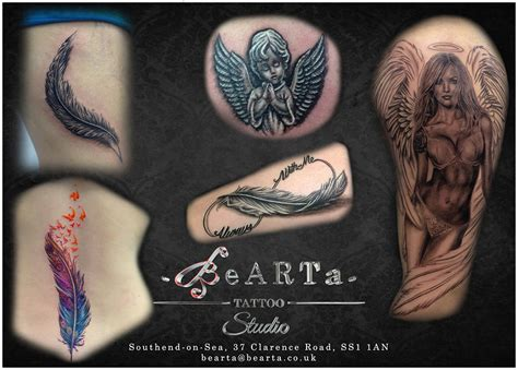 bearta tattoo studio essex southend tattoo piercing and
