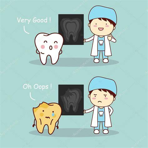 imagenes de rayos x animadas dente e o dentista com raio x vetores de stock