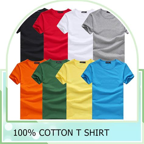 Wholesale 100 Cotton Tshirt Supplies 100 Cotton Tshirt - wholesale high quality plain 100 cotton white t shirt 100