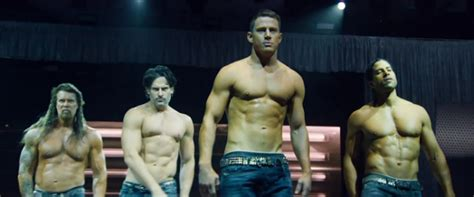 film baru xxl film magic mike xxl channing tatum bocorkan plot di