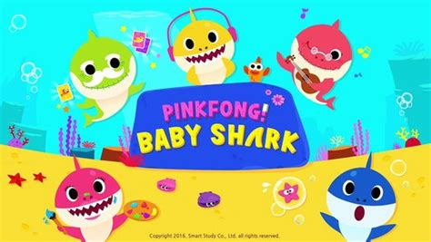 baby shark family app trailer pinkfong baby shark vid 233 o dailymotion