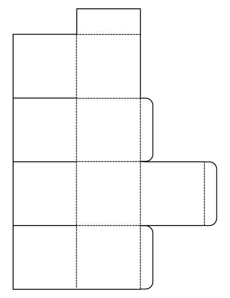 printable templates for boxes box craft make printable infocap ltd