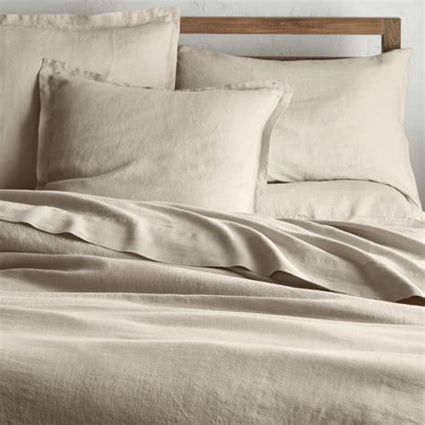 Belgian Linen Bedding Sets Image Gallery Linen Duvet Cover